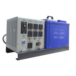 10 litre de revêtement adhésif colle hot melt Machine (LBD-RP10L)