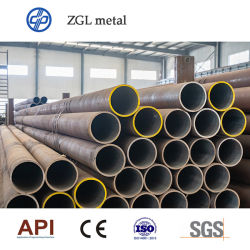 熱間圧延の構造の炭素鋼の管A106の高温サービス