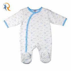 Custom 100% хлопок одежды мягкий стильный детский зимний комплект Romper