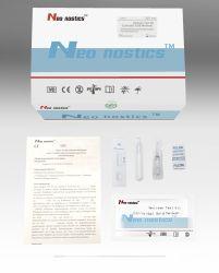 비강/비인두/입인두 면봉 침 의료용 Rapid Antigen 테스트 키트 진단 키트