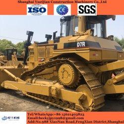 Verwendete Planierraupe des Gleiskettenfahrzeug-D7r/D8r/D5r/D3c/D8h/D9r/D6rcrawler/verwendete Katze-Bulldozer USA-Vorlage 6 Tons/130kw/5.61m3