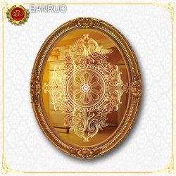 Het Decoratieve Materiaal van de Tegel van het Comité van het Plafond van het gips (brrb1114-F-120-B)