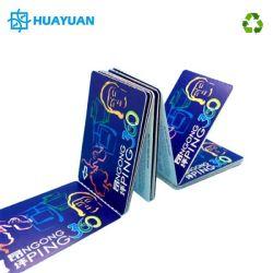 MIFARE Ultralight EV1 표 처분할 수 있는 RFID 서류상 카드를 Z 접히십시오