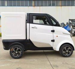 Cee L6e aprovação 4Kw Mobility Mini Kfc entrega de comida Van