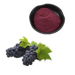 تصنيع توريد المواد المضادة للأكسدة الطبيعية البوليفينول النبيذ الأحمر استخراج جلد غتصاب مقتطف مسحوق 5 ٪ بوليفينول