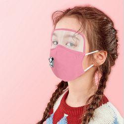 Coton réutilisable masque Masque de protection anti-poussière Kids face