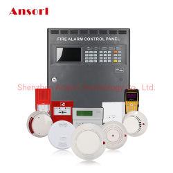 Einfaches Geschäfts-Feuer-inländisches Wertpapier-Warnungs-Kontrollsystem