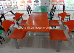 طاولة طعام سريعة بلاستيكية ومقعد (CX-LH9080)