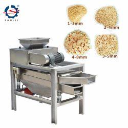 L'arachide cassant Machine de découpe d'amande de broyage de l'écrou du hacheur de paille de broyage