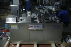 Máquina de embalagem em blister Farmacêutica Alu-Alu Marcação