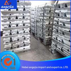 El 99,7% de lingotes de aluminio primario con la máxima calidad