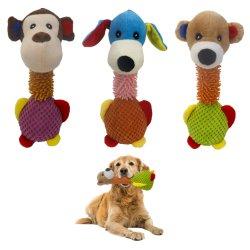 لعبة الكلب وثيرة barkbox بالجملة، لعبة من نسيج البلش للحيوانات الأليفة من شيوي لعبة القرد الدب الكلب البلش