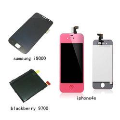 Telefone móvel de alta qualidade Tela sensível ao toque do visor LCD para iPhone4s