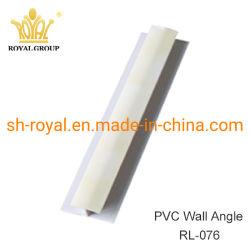 Panneau de plafond Clips PVC Accessoires Coin mixte