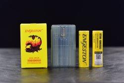 고품질, 아름답고 내구성이 뛰어난 18650 배터리는 전자 담배 액세서리로 충전할 수 있습니다