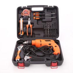 Haushalts-Elektro-Bohrmaschine Elektrische Handwerkzeuge Set Hardware Elektriker Special Wartung Multifunktionswerkzeugkasten Holzbearbeitung