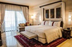 Mobilia di scultura Handmade medioevale della mobilia Mano-Intagliata hotel marocchino per gli hotel