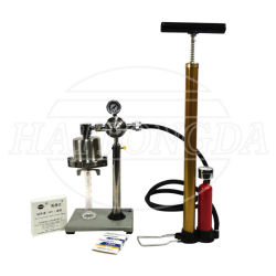 Il modello ZNS-2A sceglie la filtropressa della tazza LPLT dell'acciaio inossidabile