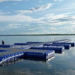 Plastik-HDPE Ponton-sich hin- und herbewegende Brücke für Gehweg auf Wasser