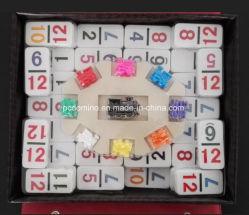 [د12] لون [ديجتل] ثبت لعبة الدومينو في [بفك] صندوق