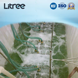 市給水のための浸されたUFの膜装置