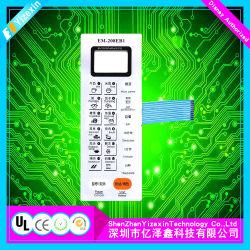 Carte de circuit imprimé souple dans l'Assemblée PCBA