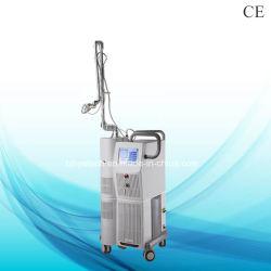 CO2 фракционной лазерной вагинальные омоложения красоты оборудование для удаления рубца складки омоложения кожи