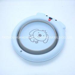 プラスチック製品の子供の赤ん坊のための携帯用プラスチック折りたたみ折る洗面器
