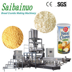 Multi-funcional bocadillos de doble husillo extrusora Food Machinery
