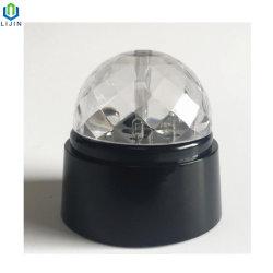 Etapa de LED de luces, lámparas de proyección rotatorio colorido