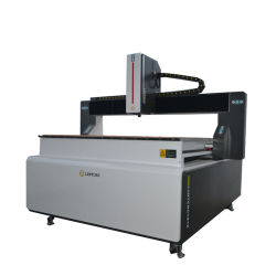 6090 1212 1218 1224 3D 4aixs hölzerne Aluminium CNC-Fräser-Maschine für Stich/Ausschnitt/das Schnitzen