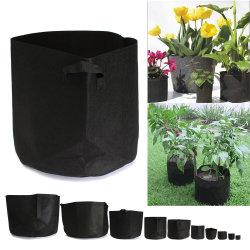 Il prodotto intessuto PP/Plastic/Non del sacchetto della pianta di alta qualità del rifornimento della fabbrica coltiva il sacchetto per la piantatura giardino/della patata/POT di fiore