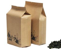 Carta kraft Del di alluminio Rolls per l'imballaggio del tè