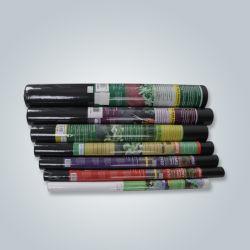 China qualidade constante de PP Filamentos Nonwoven Fabric para Tampa da Agricultura