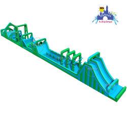 릴리 장난감 트렌드 제품 불팽창식 물 장애물 코스 세일, Beast 불팽창식 장애물/장애물 코스 장비