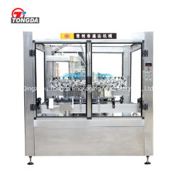 Lavatrice a 30 teste bottiglia Lavaggio riempimento Lavaggio bottiglia vetro