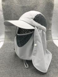 カバーが付いているスポーツの日曜日の保護夏の通気性の帽子