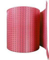 Antistatisches Rotes Polyester-Mesh-Förderband