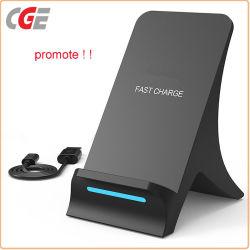 Teléfono portátil de carga inalámbrica de energía rápida promoción Cargador cargador inalámbrico P550 cargador de teléfono inalámbrico