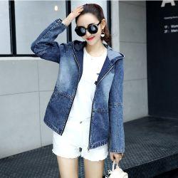 Nuovo stile popolare freddo e rivestimento poco costoso del Jean per le donne