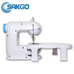Sk1120小型携帯用世帯夜ライトフィートのペダルの直線手表2の糸キットの電気ミシン
