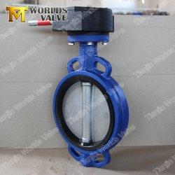 Tisch D/Table E/JIS5K/JIS10K/JIS16K /JIS20K des Universalflansch-konzentrischer Oblate-Luftdruck-Reduzierstück-Freigabe-Drosselventil-Pn6/Pn10/Pn16/ANSI125/ASME150/as