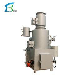 Milieubescherming verbranding Afvalverbrandingsinstallatie, verbrandingsinstallatie voor medisch afval