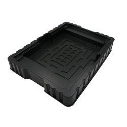 Эср пластмассовые вставки пластиковый блистер лоток для ИС, ЖК-дисплей, электронные детали Упаковка