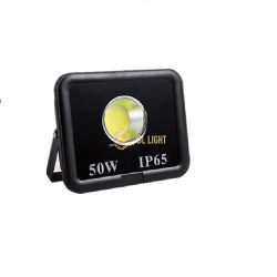 Водонепроницаемая IP65 регулируемый 50Вт светодиод для поверхностного монтажа алюминия наружного прожектора в альбомной ориентации