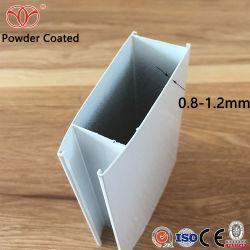 6063 anodisierte Aluminiumrahmen für Wandschrank-Schiebetür-System