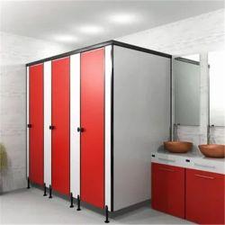 2020 Nouvelle conception stratifié haute pression à l'école Partition de l'armoire de toilette