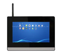 7 дюйма все-в-одном Embedded панели сенсорного экрана ПК на базе Android без вентиляторов промышленных планшетных ПК
