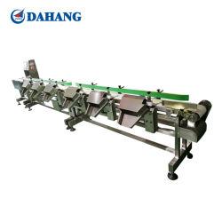 Les produits aquatiques / huître//Abalone pétoncles /Labstor Niveleuse de poids et du classificateur Machine
