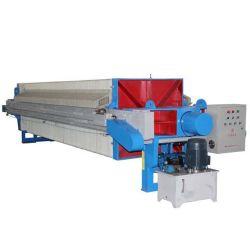 Гидравлическая камера нажмите Фильтр оборудование для обработки воды